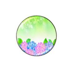 Fruit Flower Leaf Hat Clip Ball Marker