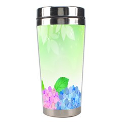 Fruit Flower Leaf Stainless Steel Travel Tumblers