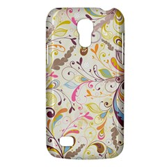Colorful Seamless Floral Background Galaxy S4 Mini