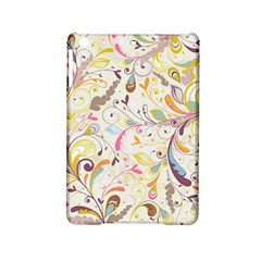 Colorful Seamless Floral Background iPad Mini 2 Hardshell Cases