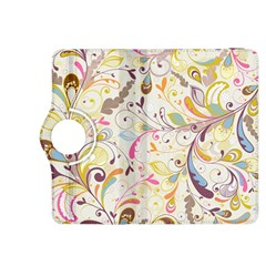 Colorful Seamless Floral Background Kindle Fire Hdx 8 9  Flip 360 Case