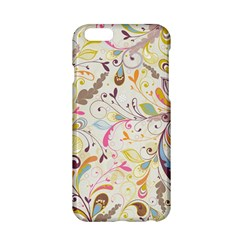 Colorful Seamless Floral Background Apple Iphone 6/6s Hardshell Case