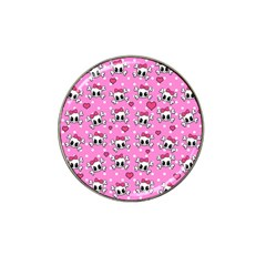 Cute skulls  Hat Clip Ball Marker (10 pack)