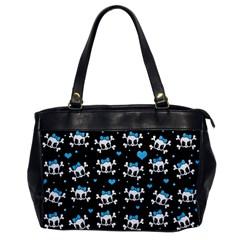 Cute skulls  Office Handbags
