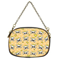 Cute skull Chain Purses (Two Sides)