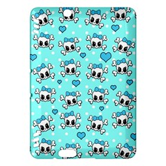 Cute skull Kindle Fire HDX Hardshell Case