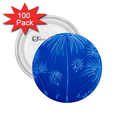Floating 2 25  Buttons (100 Pack)