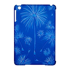 Floating Apple Ipad Mini Hardshell Case (compatible With Smart Cover)