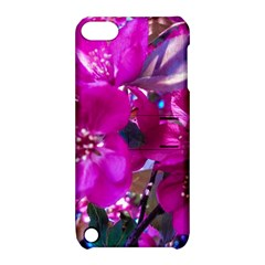 Pretty In Fuchsia Apple iPod Touch 5 Hardshell Case with Stand