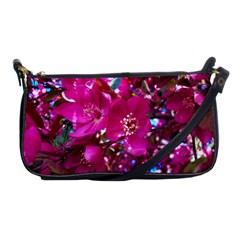 Pretty In Fuchsia 2 Shoulder Clutch Bags