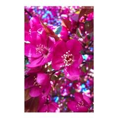 Pretty In Fuchsia 2 Shower Curtain 48  x 72  (Small)