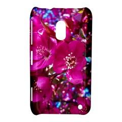 Pretty In Fuchsia 2 Nokia Lumia 620