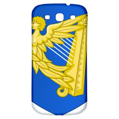 Coat Of Arms Of Ireland, 17th Century To The Foundation Of Irish Free State Samsung Galaxy S3 S Iii Classic Hardshell Back Case