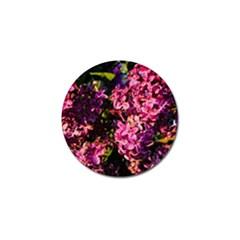 Lilacs Golf Ball Marker (10 Pack)