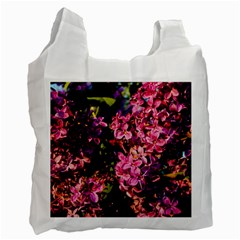 Lilacs Recycle Bag (Two Side)