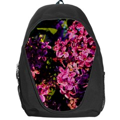 Lilacs Backpack Bag