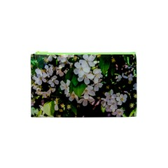 Tree Blossoms Cosmetic Bag (XS)