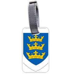 Lordship Of Ireland Coat Of Arms, 1177 1542 Luggage Tags (two Sides)