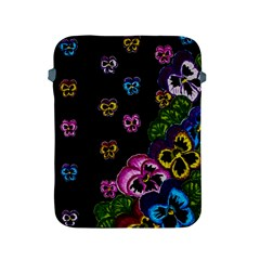 Floral Rhapsody Pt 1 Apple iPad 2/3/4 Protective Soft Cases