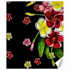 Floral Rhapsody Pt 2 Canvas 20  x 24