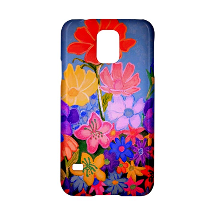 Spring Pastels Samsung Galaxy S5 Hardshell Case