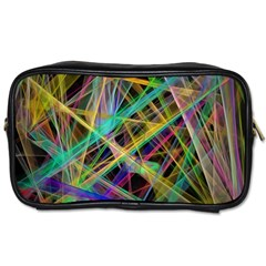 Colorful Laser Lights             Toiletries Bag (one Side)