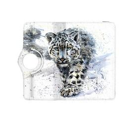 Snow Leopard 1 Kindle Fire Hdx 8 9  Flip 360 Case
