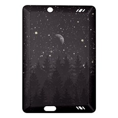 Night Full Star Amazon Kindle Fire HD (2013) Hardshell Case