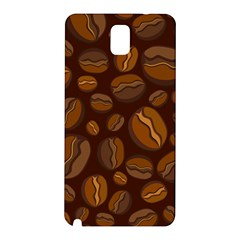 Coffee Beans Samsung Galaxy Note 3 N9005 Hardshell Back Case
