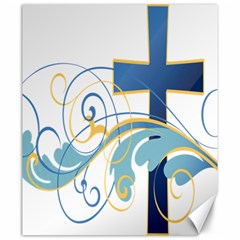 Easter Clip Art Free Religious Canvas 20  x 24