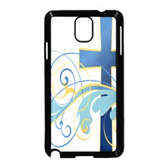 Easter Clip Art Free Religious Samsung Galaxy Note 3 Neo Hardshell Case (black)