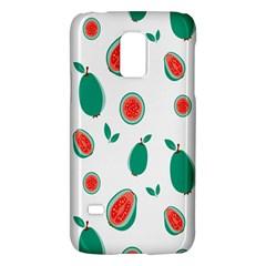 Fruit Green Red Guavas Leaf Galaxy S5 Mini