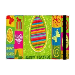 Happy Easter Butterfly Love Flower Floral Color Rainbow Ipad Mini 2 Flip Cases