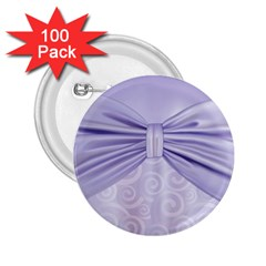 Ribbon Purple Sexy 2.25  Buttons (100 pack)