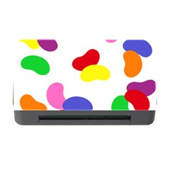 Seed Beans Color Rainbow Memory Card Reader with CF