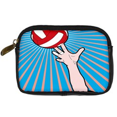 Volly Ball Sport Game Player Digital Camera Cases