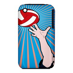 Volly Ball Sport Game Player iPhone 3S/3GS