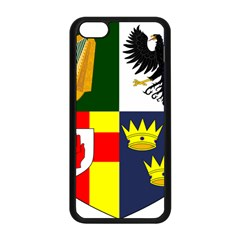Arms of Four Provinces of Ireland  Apple iPhone 5C Seamless Case (Black)