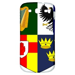 Arms of Four Provinces of Ireland  Samsung Galaxy S3 S III Classic Hardshell Back Case