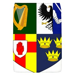 Arms of Four Provinces of Ireland  Flap Covers (S)