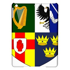 Arms of Four Provinces of Ireland  iPad Air Hardshell Cases