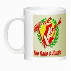 R&h Logo Night Luminous Mugs