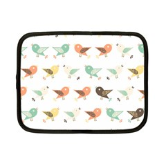 Assorted Birds Pattern Netbook Case (Small)