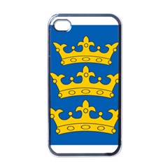 Banner Of Lordship Of Ireland (1177 1542) Apple Iphone 4 Case (black)