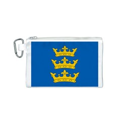 Banner of Lordship of Ireland (1177-1542) Canvas Cosmetic Bag (S)