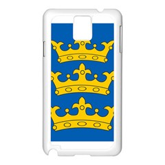 Banner Of Lordship Of Ireland (1177 1542) Samsung Galaxy Note 3 N9005 Case (white)