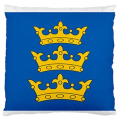 Banner of Lordship of Ireland (1177-1542) Standard Flano Cushion Case (One Side)