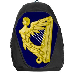 Royal Standard of Ireland (1542-1801) Backpack Bag