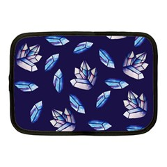 Mystic Crystals Witchy Vibes  Netbook Case (medium)