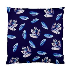 Mystic Crystals Witchy Vibes  Standard Cushion Case (one Side)
